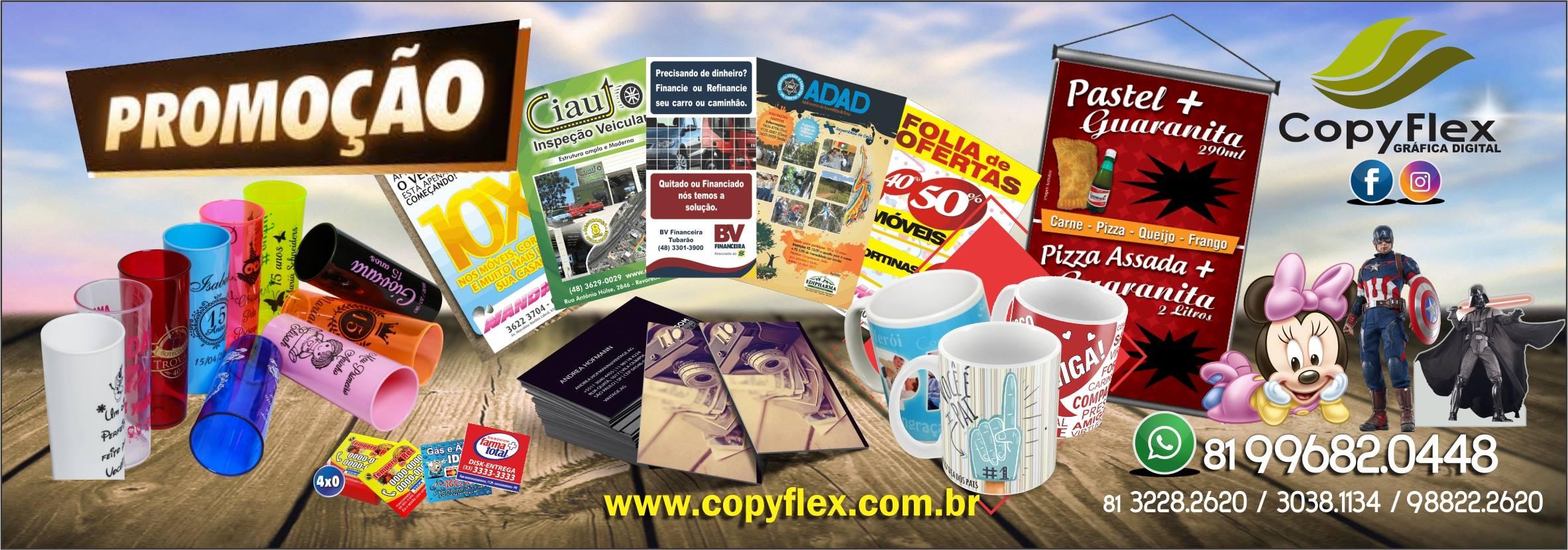Copyflex Gráfica Recife